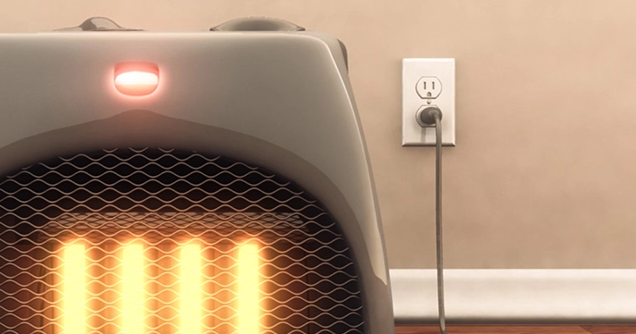 Keep your Newport OR home safe with these space heater safety tips